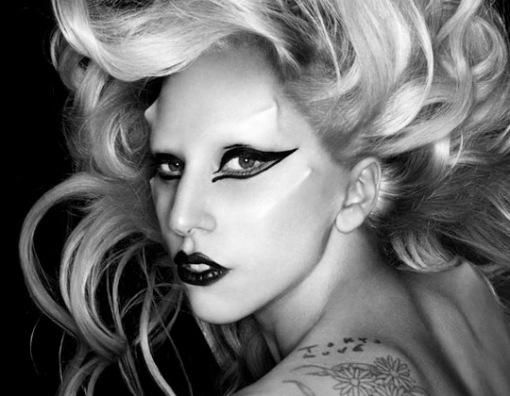 lady gaga album cover born this way. Superstar, Lady Gaga revealed