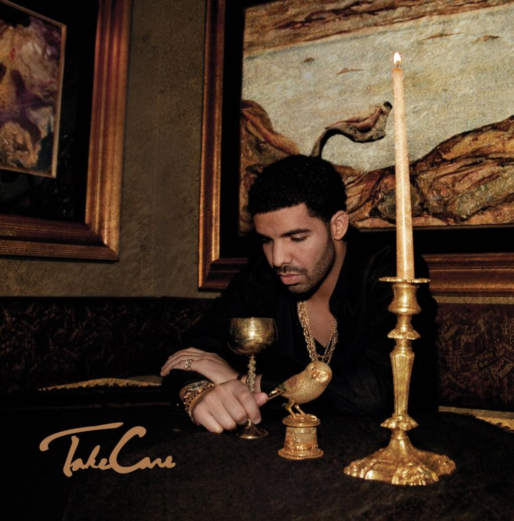 Drake Unveils 'Take Care' Cover Art