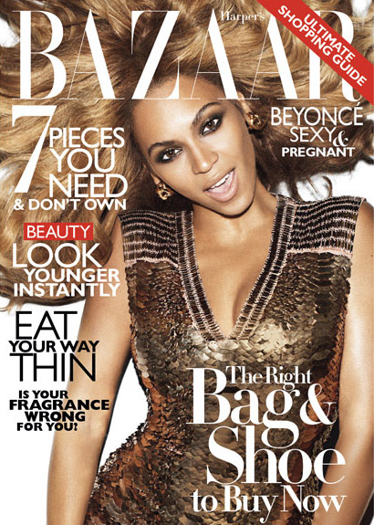 Beyoncé Opens Up About Pregnancy, Love for Jay-Z, & Fashion Inspirations