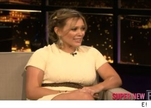 Chelsea Lately: Hilary Duff