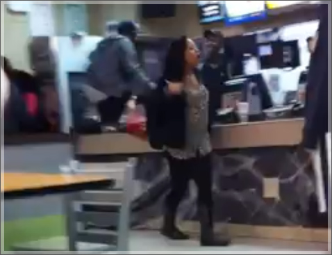 Two Black Women Severely Beaten After Attacking A Worker At McDonalds