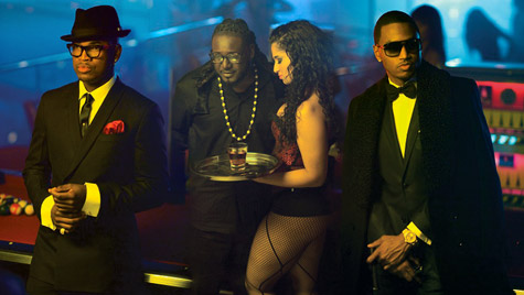 Music Video: Ne-Yo f/ Trey Songz & T-Pain – 'The Way You Move'