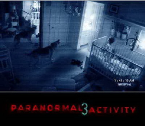 TRAILER: Paranormal Activity 3