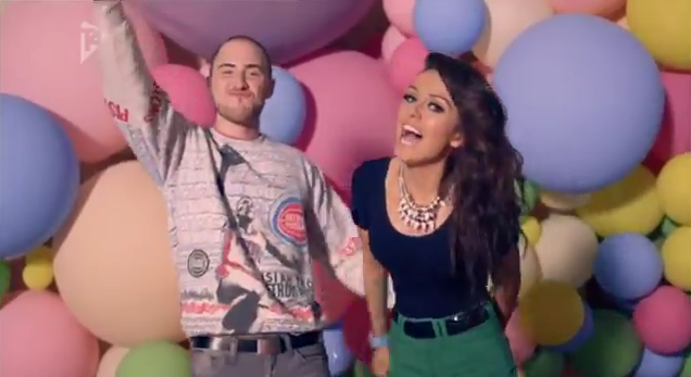 MUSIC VIDEO: Cher Lloyd: 'With Ur Love' Featuring Mike Posner!