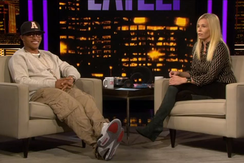 T.I. Returns to 'Chelsea Lately'