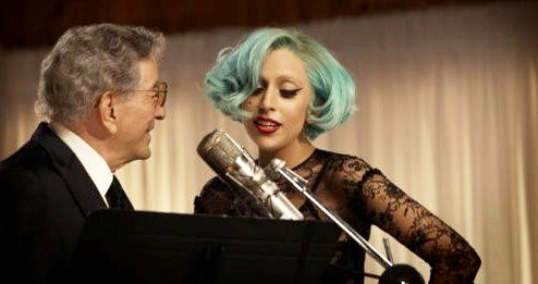 MUSIC VIDEO: Tony Bennett & Lady Gaga: 'The Lady Is A Tramp'