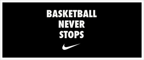 Commercial: Nike - Basketball Never Stops
