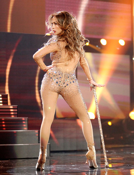 Jennifer Lopez's Stunning Product Placement Performance at the AMAs