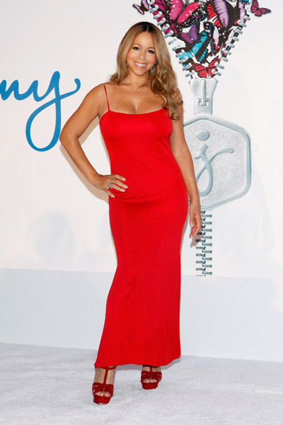 Mariah Carey Signs On as Jenny Craig Spokeswoman