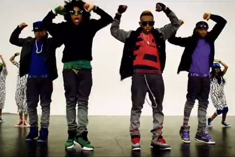 Music Video: Mindless Behavior – 'Girls Talkin' Bout'