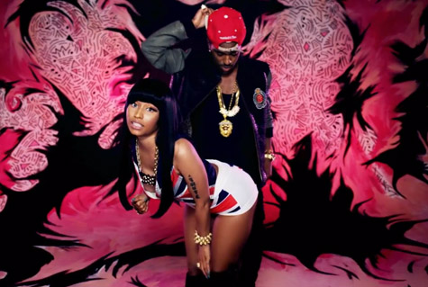 Music Video: Big Sean f/ Nicki Minaj – 'Dance (A$$) Remix'