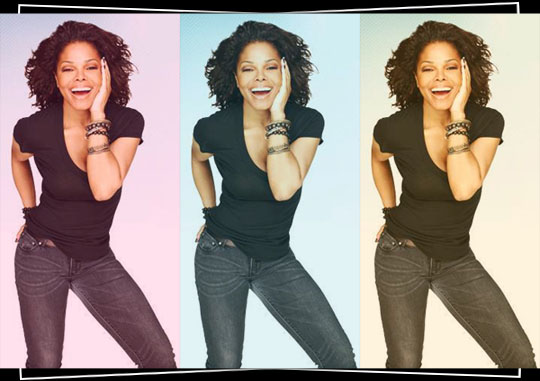 Janet Jackson Named New Face & Body Of NutriSystem