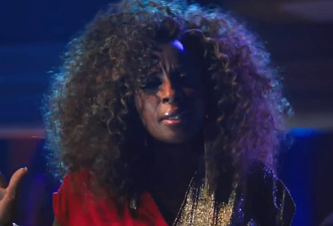 MOVIE TRAILER: Mary J. Blige Goes Back to the '80s in 'Rock of Ages'