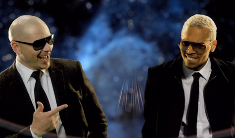 Music Video: Pitbull f/ Chris Brown – 'International Love'