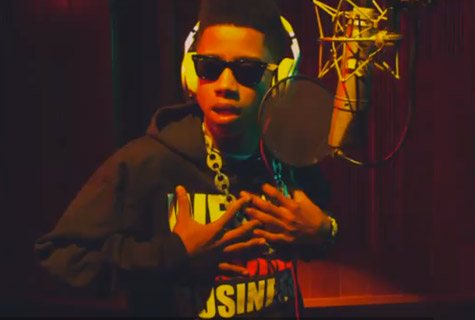 Music Video: Lil Twist f/ Khalil – 'Over Again'