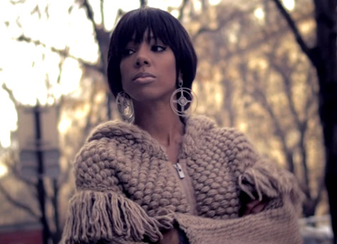 Video: Kelly Rowland – 'Keep It Between Us'