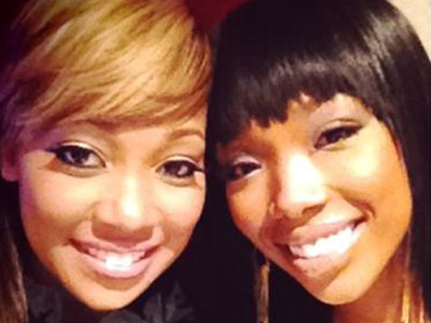 Brandy and Monica Duet 'It All Belongs to Me' Due Next Month