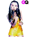 Kreayshawn Featured In GQ's March Issue