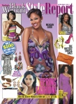 Meagan Good springs into the new season on the April/May 2012 cover of Today's Black Woman Style Report magazine
