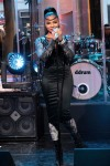 Ashanti Covers Whitney Houston's 'I Have Nothing' on 'GMA'