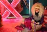 Nicki Minaj Goes Glam in M.A.C Campaign