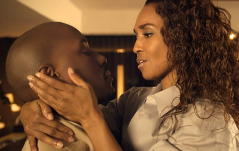 Tyrese heats up the screen with Rozonda    Chilli    Thomas in the    Rozonda Thomas And Tyrese