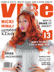 Exclusive Excerpts From Nicki Minaj's VIBE Cover Story--Feb/March 2012