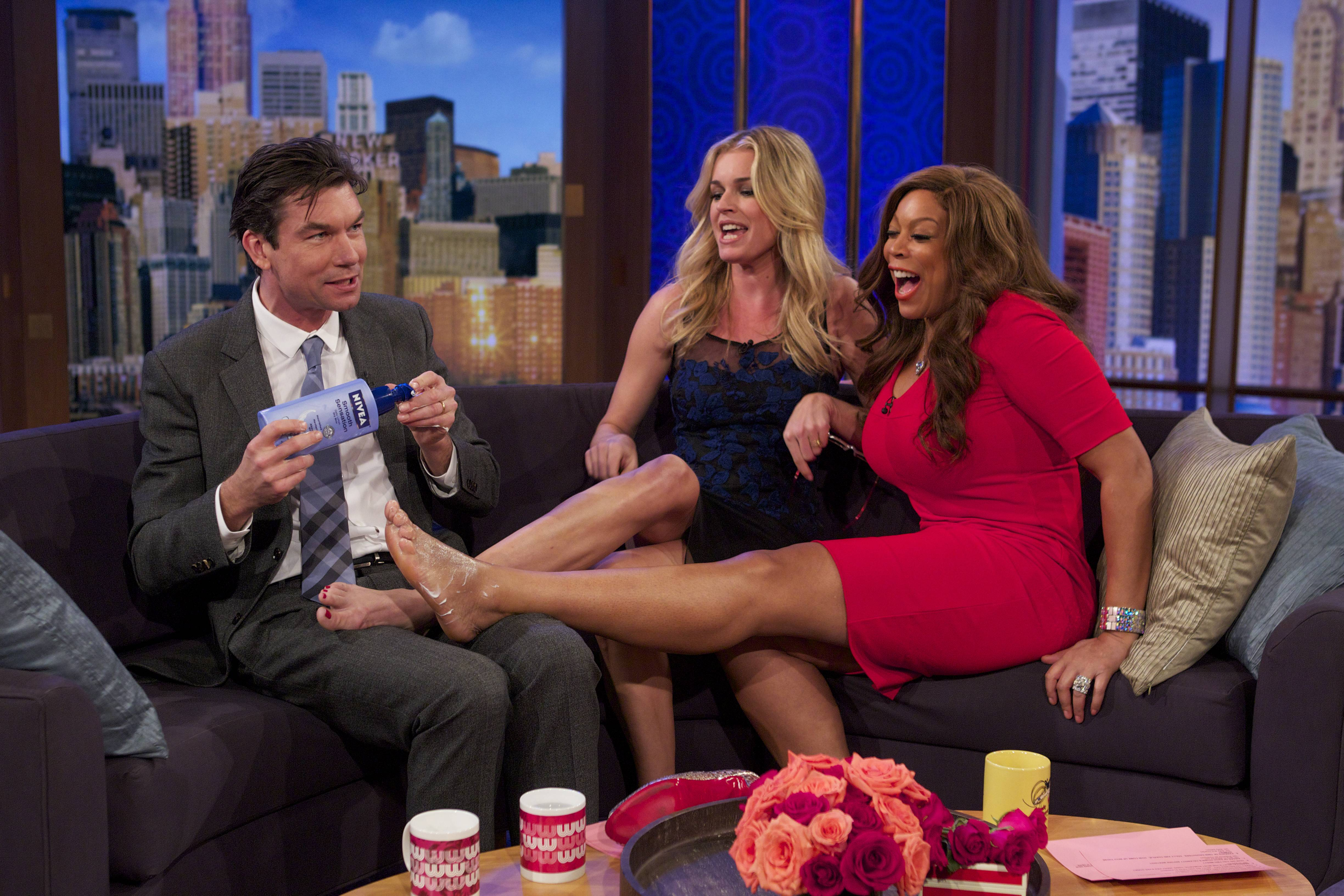 "Marriage, Kids & Valentine's Day Surprises - ""The Wendy Williams Show"