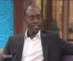 "Don Cheadle To Play Conrad Murray? Plus, He Talks Perks of Being Friends With George Clooney - ""The Wendy Williams Show"""