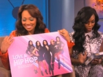 Brandy And Monica Confess Their Love For Love And Hip Hop On Big Morning Buzz Live