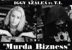 Iggy Azalea Conspires with T.I. in 'Murda Bizness' In-Studio Video