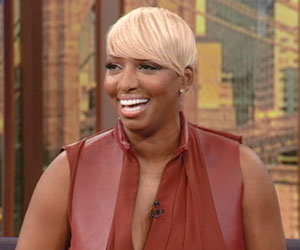 "Nene Leakes Says ""I'm Single, But Not Lonely!...and (Still) Very Rich"" & Dishes On Kimye, Housewives & ""Glee""- ""The Wendy Williams Show"""