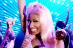 Nicki Minaj Stars in Pepsi Commercial
