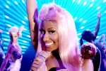 Nicki Minaj Stars in Pepsi Commercial