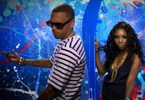 Video: Brandy f/ Chris Brown – 'Put It Down'